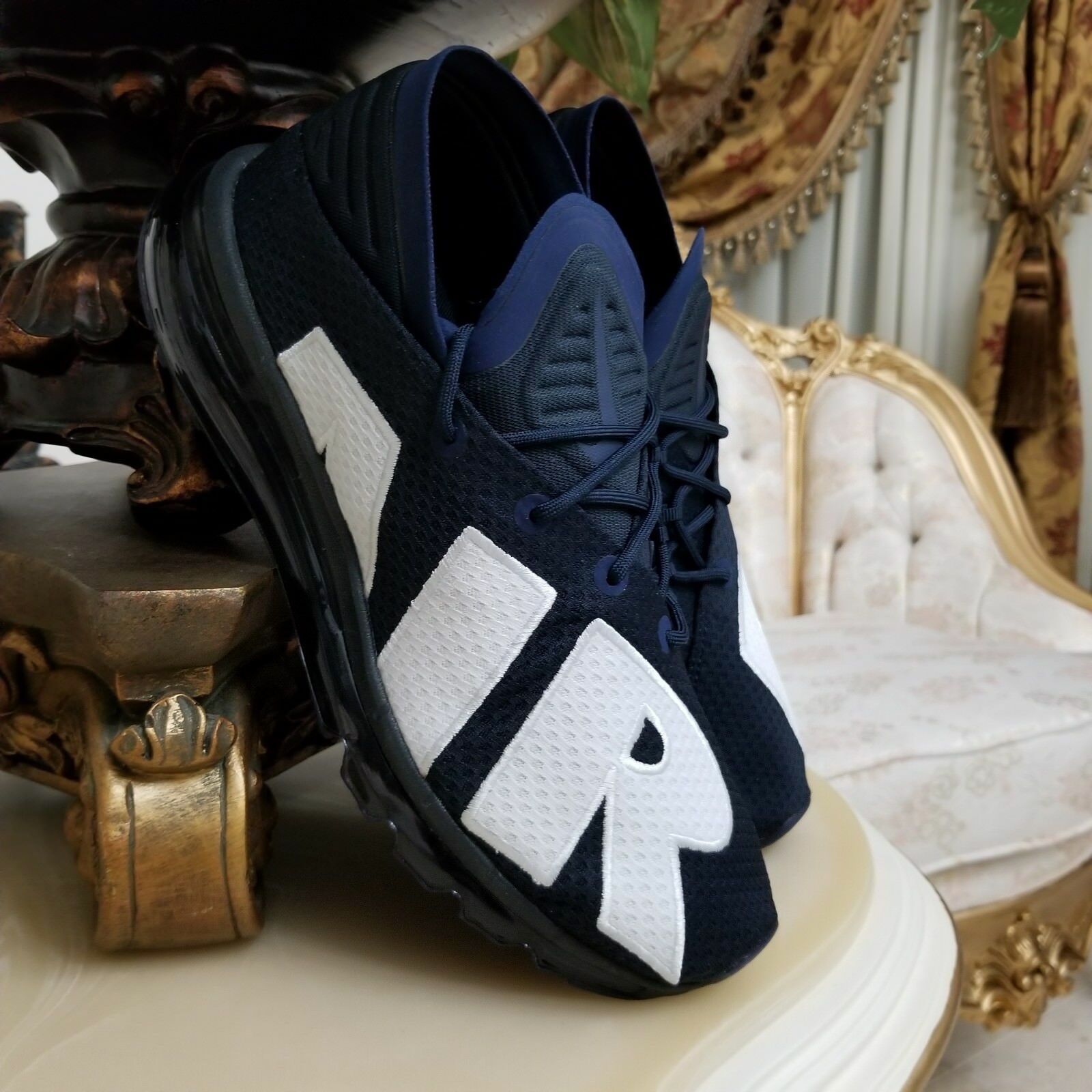 Special limited time New Men's Nike Air Max Flair Running Shoes Comfortable