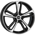 "Jante alu Volkswagen Passat 19"" - Mak Nurburg Black Mirror"