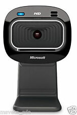 Microsoft LifeCam HD-3000 USB Web Camera HD 720P Skype Mic Video Chat Windows 10
