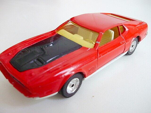 Corgi 391 Ford Mustang de James Bond 007 diamantes son para siempre 1972