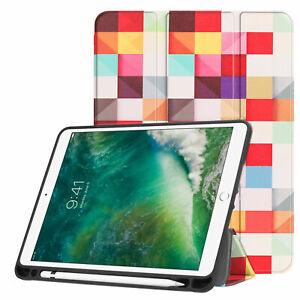 Cover-pour-Apple-IPAD-9-7-2017-2018-Housse-Etui-Mince-Smart-Etui-Sac-de-Caisse