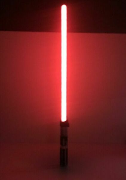 Discontinued by manufacturer Hasbro B2922 Stars Wars A New Hope Darth Vader Electronic Lightsaber