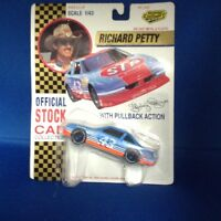 Richard Petty 1/43 Scale Road Champs Stock Car Collection Pull Back Action