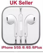 Earphone iPhone 6/5/5S/5C Apple, samsung, Earphones EarPod Handsfree With Mic