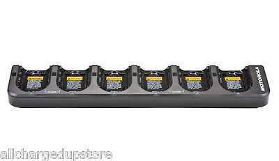 /& CLP1060 CLP1040 Motorola HKPN4007A 6-Bank Charging Station Made for CLP1010
