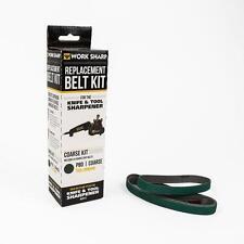 Work Sharp P80 Grit Aluminum Oxide Belts 6 Packs WSSA0002703
