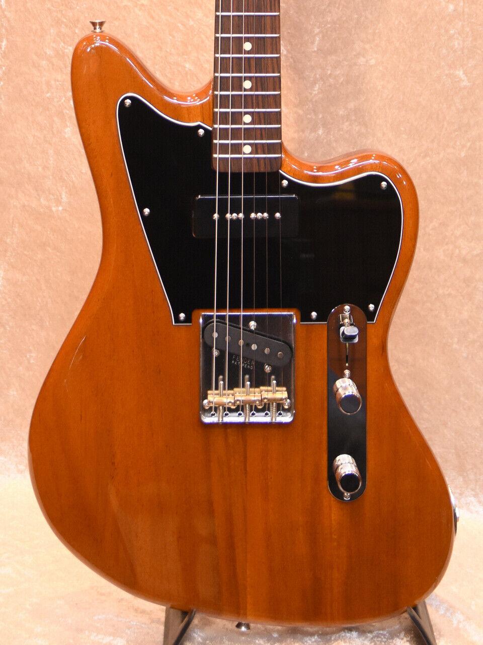 Fender MAHOGANY OFFSET TELECASTER JAPAN beautiful rare EMS F S