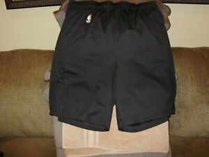 8248d7e4 Details about NBA San Antonio Spurs Nike Dry Dri Fit Gray Basketball Shorts  Men's Large-Tall