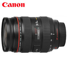 New CANON EF 24-70mm F/2.8L USM Zoom Lens for Canon DSLR Camera (White Box)