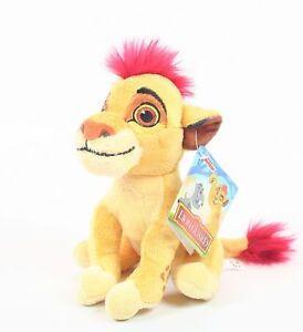 THE-LION-GUARD-plush-KION-8-034-soft-toy-lion-cub-king-NEW