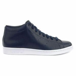 adidas-x-HYKE-Stan-Smith-Hi-AOH-001-Size-3-5-Navy-RRP-130-Brand-New-Last-Pair