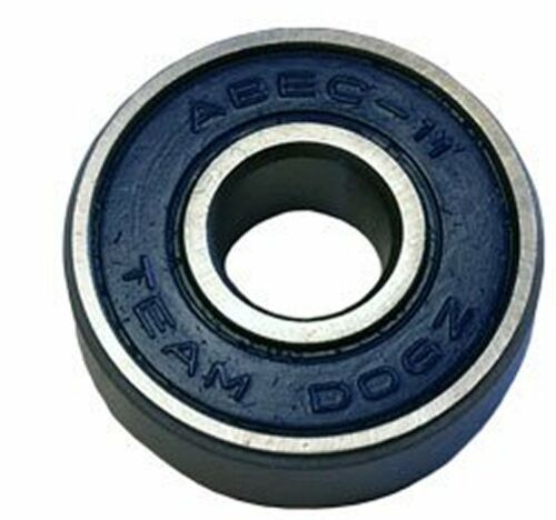 ABEC9 ABEC11 Team Dogz Scooter Skate Board Wheel Bearings Smooth Rolling Dogs