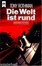 """Tony Rothman - """" Die Welt ist RUND """" (1984) - tb"""