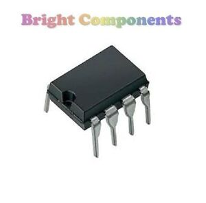 5-x-LM386-Audio-Amplifier-IC-LM386N-DIP-DIL8-1st-CLASS-POST