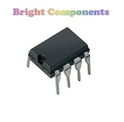 LM386N 10 x LM386 AUDIO AMPLIFICATORE IC DIP//DIL8-1st Class Post