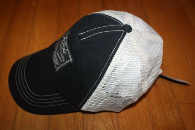 fe936c84 Polo Ralph Lauren Canvas Mesh Trucker Summerwear Cap Hat for sale ...