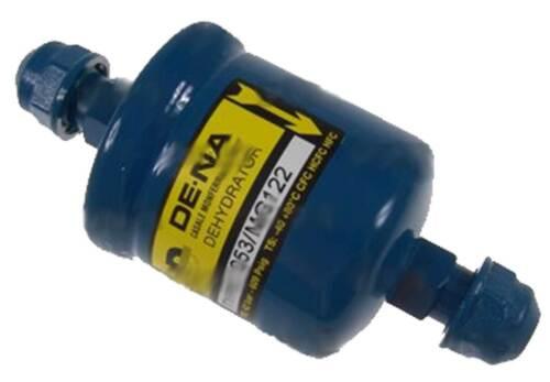 """Filtertrockner 3//8/"""" SAE 053//MG122 V = 80 ccm Bördelanschlüsse DE.NA"""