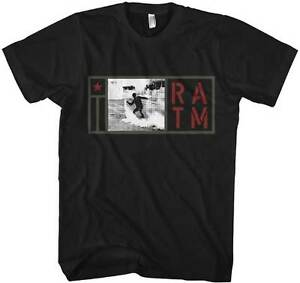 RAGE-AGAINST-THE-MACHINE-Smoke-Grenade-T-SHIRT-S-2XL-New-Official-Live-Nation