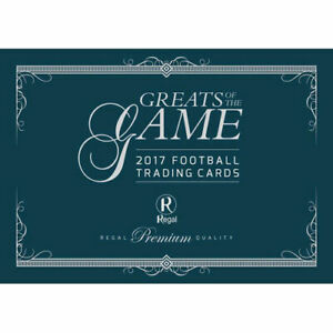 2017-Regal-Greats-of-the-Game-Sealed-Box-AFL-Trading-Cards-Guaranteed-Signature