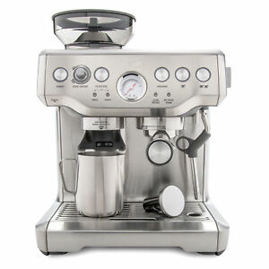 Breville-Barista-Express-BES870XL-Espresso-Machine-Stainless-Steel-NEW-SEALED