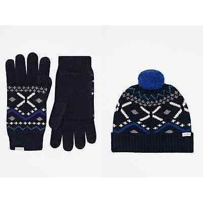 Jack Wills Hat and Gloves Set BNWT RRP £49