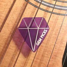 Horn Tones Heart Tones 4 Pack Amber Horn Guitar Picks Acoustically Designed