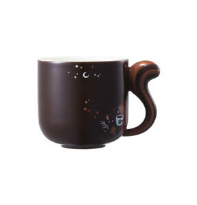 Starbucks Korea 2017 Limited Edition Autumn Squirrel Mug 355ml