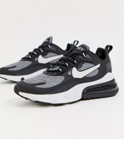 Nike Air Max 270 React Mens Running Shoes Ao4971 001 Size 13 For Sale Online Ebay