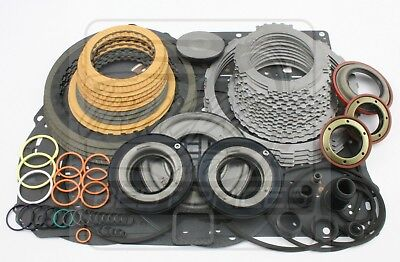 LA4A-EL 94-Up CD4E Valve Body Rebuild Shift Kit CD4E