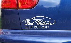 PAUL-WALKER-personnalise-Tribute-commemoration-RIP-Voiture-Van