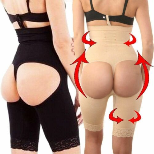 Butt Lift Booster Booty Panty Tummy Control Girdle Enhancer Cincher Body Shaper