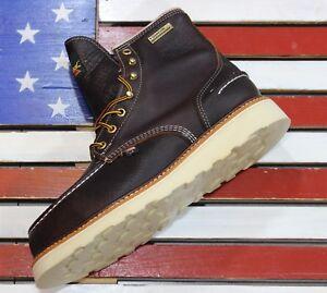 Thorogood-6-034-American-Heritage-Mens-Waterproof-Steel-Toe-FACT-2nd-Boots-804-3600