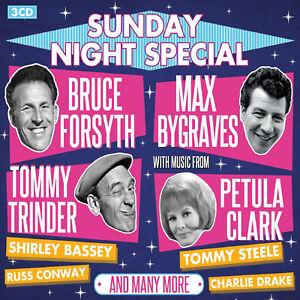 Sunday-Night-Special-3-CD-SET-BRAND-NEW-MAX-BYGRAVES-KEN-DODD-SHIRLEY-BASSEY