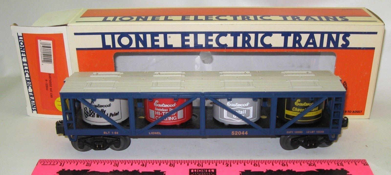 Lionel NOS New in Box 6-52044 Eastwood Vat Car