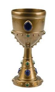 Medieval Goblet Gothic Wine Drinking Cup Fancy Dress Accessories - 5875
