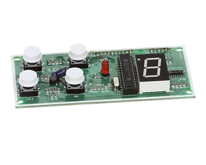 Turbo Air S330704 Switch PCB for Gs-12A