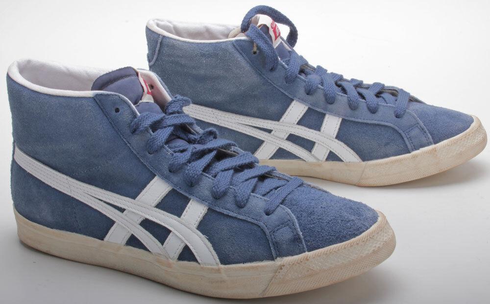 Asics Asics Asics Schuhe Fabre D1B4L 5001 Insignia Blau Weiß Blau 525196