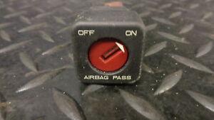 2004-fiat-ulysse-2-0-jtd-air-bag-interrupteur-on-off-96413912XT