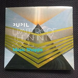 Pupil, Limiters Of The Infinity Pool CD, OPM Band, Pinoy Music, Ely Buendia