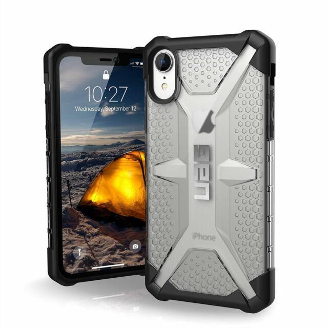 brand new 05d46 2c2c0 UAG Plasma Ice Case for iPhone XR 111093114343