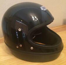 vtg Shoei S-27 Old School Motorcycle Helmet full face size large