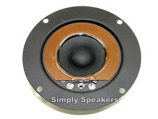 Phenolic Ring Tweeter fits Acoustic Research AR 4x Speaker 8 Ohm T-135