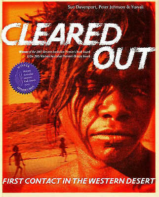 1 of 1 - NEW Cleared Out By Sue Davenport Paperback Free Shipping