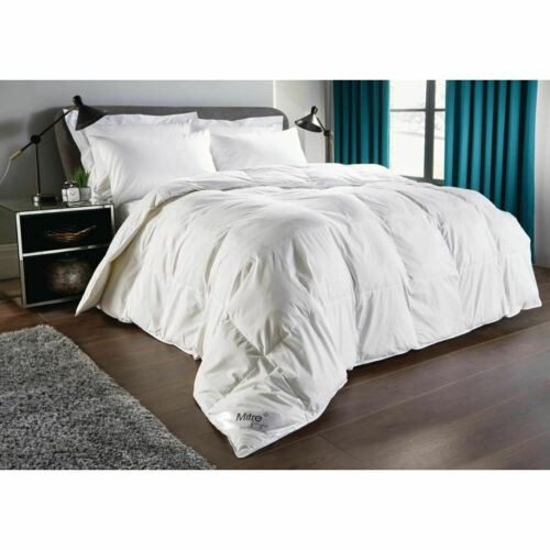 Mitre Luxury Himalayan Duvet 10.5 Tog Siliconized Ball Fibre Filling