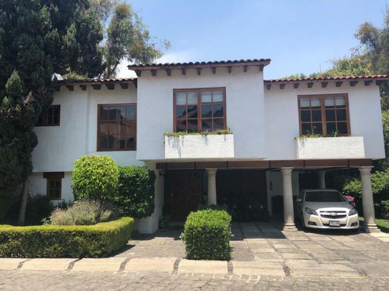 Casa San Jerónimo CDMX