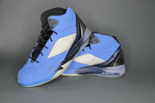 Jordan Air Flight Remix Men Basketball Shoes Blue/