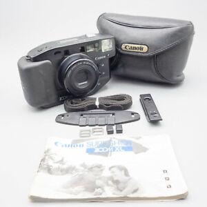 Canon-Sure-Shot-Zoom-XL-Altrimenti-detto-autoboy-Super-Zoom-Testato-100-OTTIMO