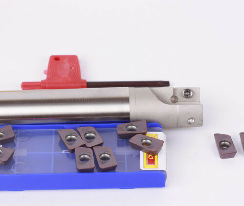 BAP400R C24-25-150-2T Indexable Milling Holder APMT1604PDER M 1125 inserts