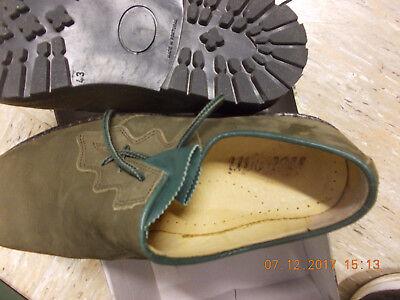 Schuhe Haferl Gr. 43
