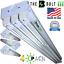 accesorio de luz de techo 5000K luz del día hechos en EE approx. 1.22 m UU.! 4 LED de luz Tienda Pack utilidad 4 ft